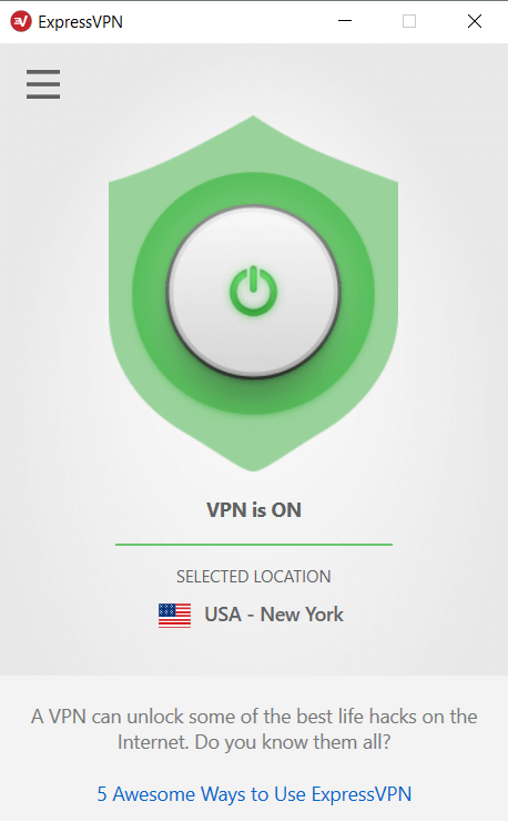 28/5000 expressvpn windows koblet til