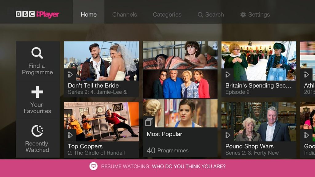 unblock bbc iplayer with a vpn