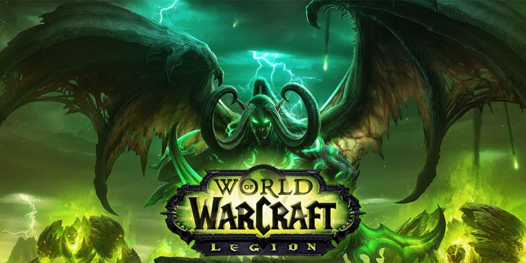 Spill World of Warcraft med VPN i Norge