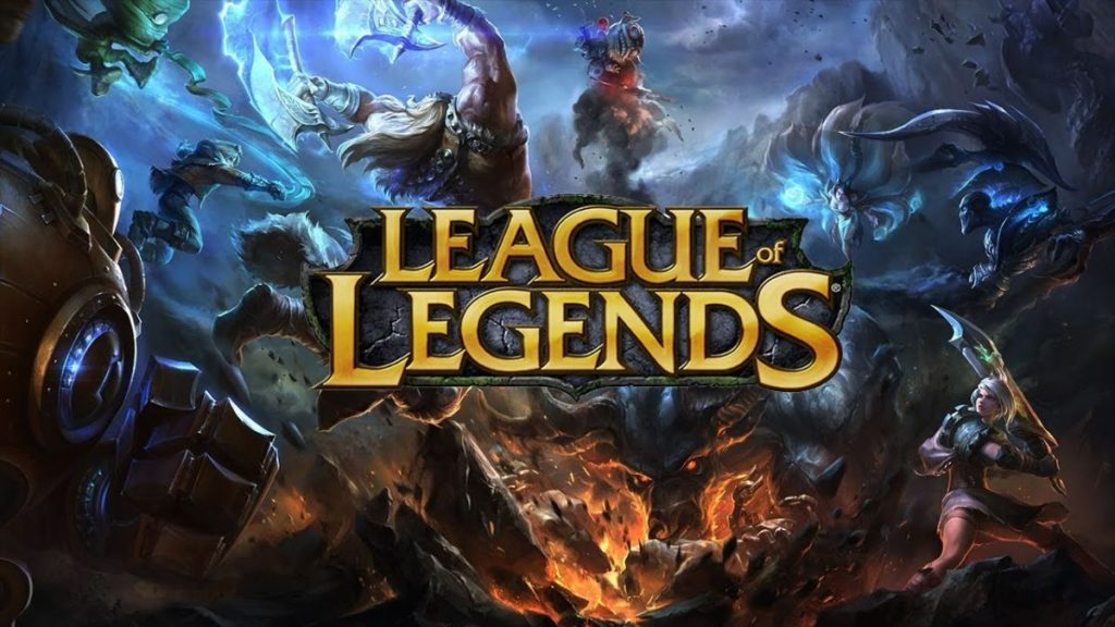 Spill League of Legends med VPN i Norge