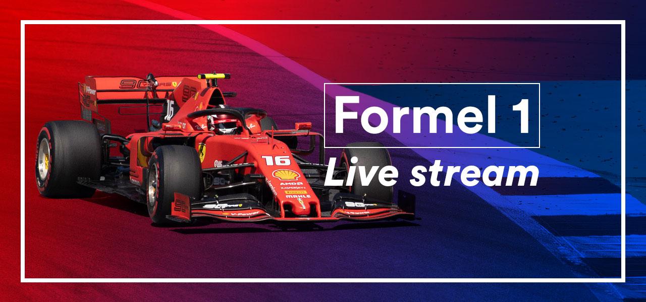Se Formel 1