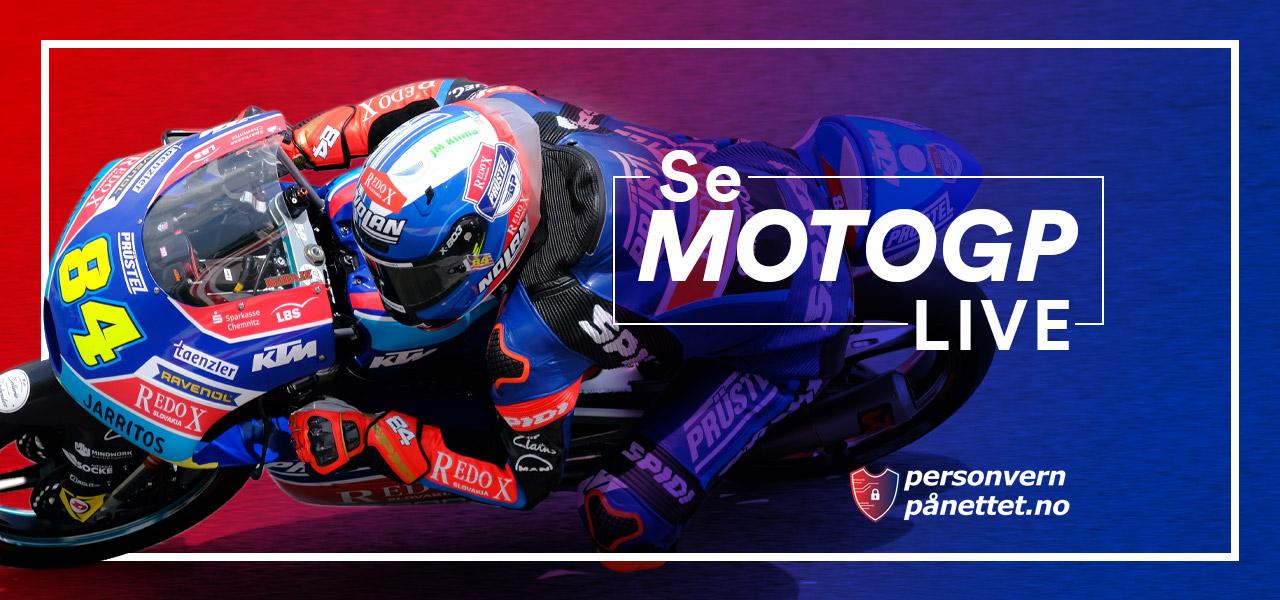 Se MotoGP Live