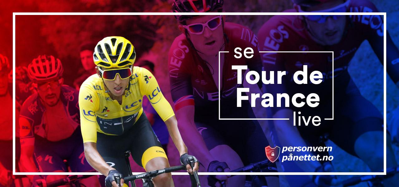 Se Tour de France Live