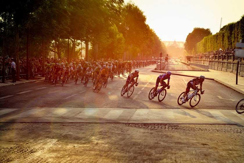 Se Tour de France