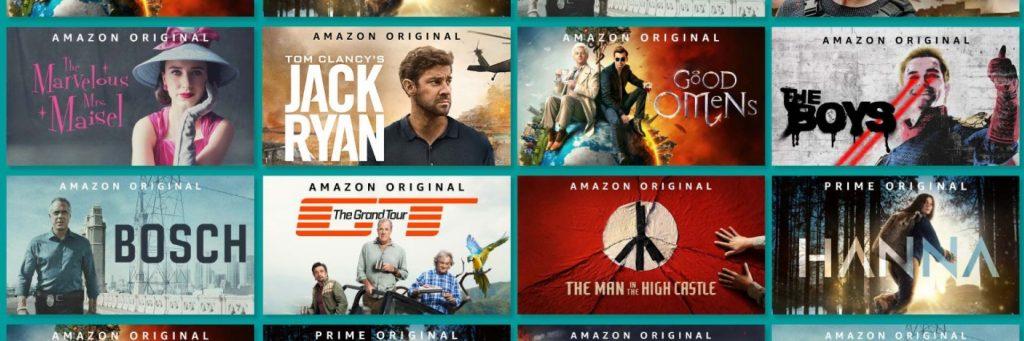 se Amazon Prime Video