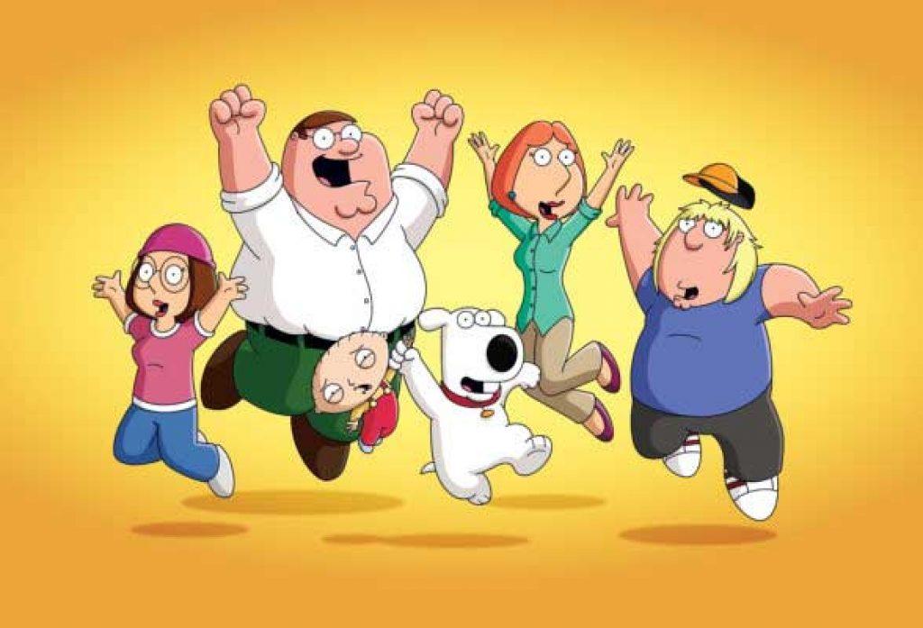 Fox TV Norge Family Guy