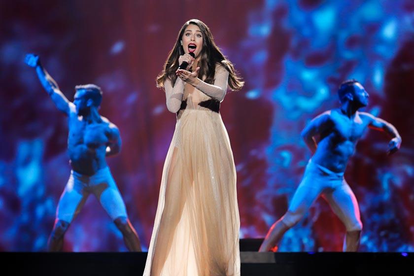 se eurovision på nett