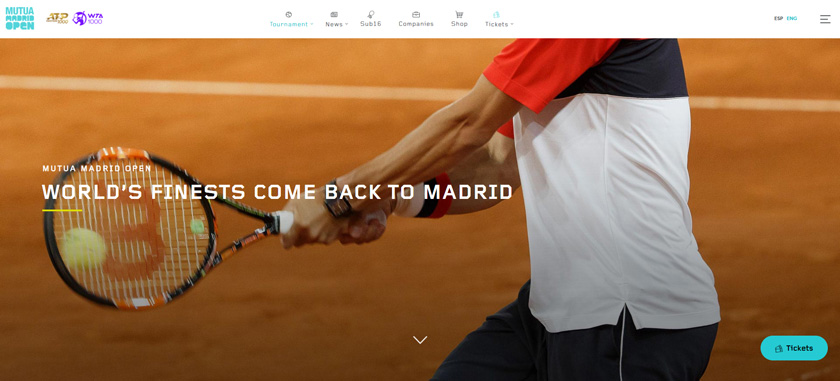 madrid open norge