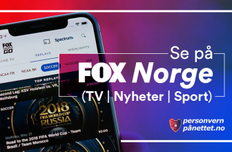Se på FOX Norge (TV | Nyheter | Sport)
