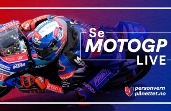 Hvordan se MotoGP Gratis