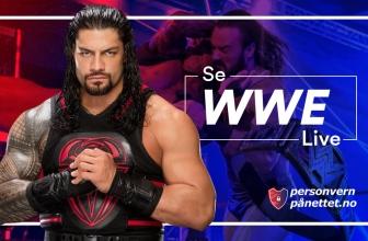 Hvordan Se WWE 2021 Hvor Som Helst