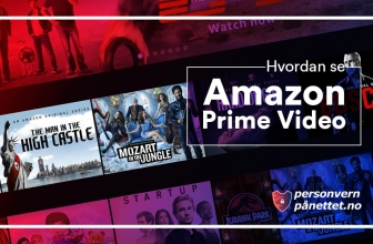 Hvordan se Amerikansk Amazon Prime Video